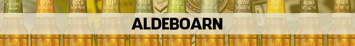 bier bestellen en bezorgen Aldeboarn