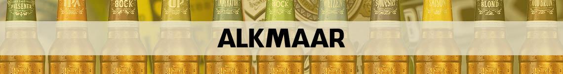 bier bestellen en bezorgen Alkmaar