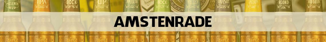 bier bestellen en bezorgen Amstenrade