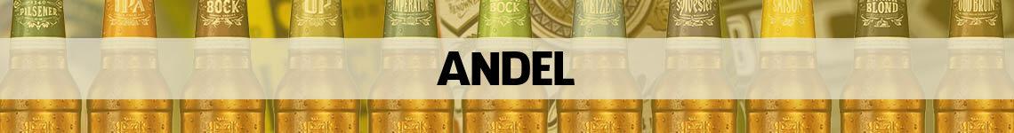 bier bestellen en bezorgen Andel