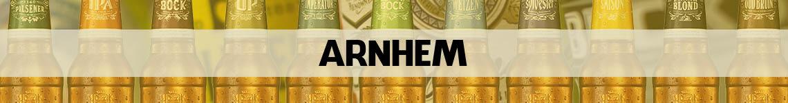 bier bestellen en bezorgen Arnhem