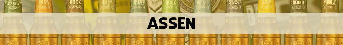 bier bestellen en bezorgen Assen