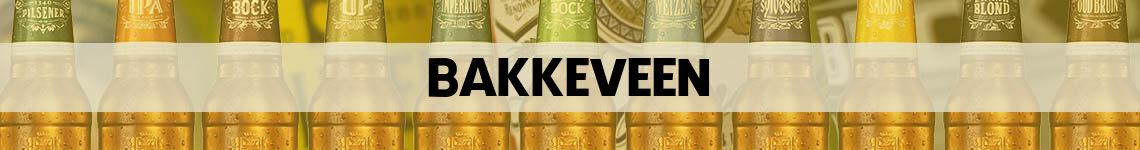 bier bestellen en bezorgen Bakkeveen