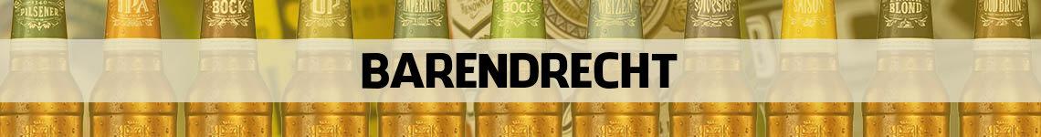 bier bestellen en bezorgen Barendrecht