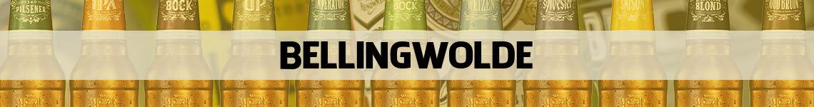 bier bestellen en bezorgen Bellingwolde