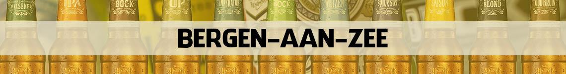 bier bestellen en bezorgen Bergen aan Zee