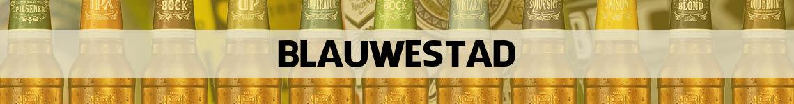 bier bestellen en bezorgen Blauwestad
