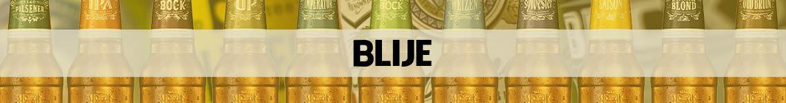 bier bestellen en bezorgen Blije