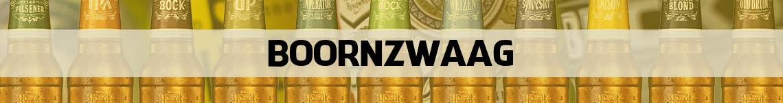 bier bestellen en bezorgen Boornzwaag