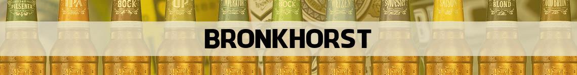 bier bestellen en bezorgen Bronkhorst