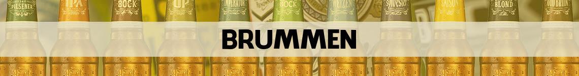 bier bestellen en bezorgen Brummen