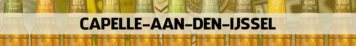 bier bestellen en bezorgen Capelle aan den IJssel
