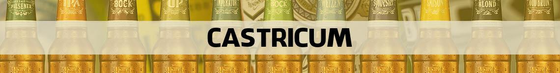 bier bestellen en bezorgen Castricum