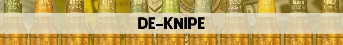 bier bestellen en bezorgen De Knipe