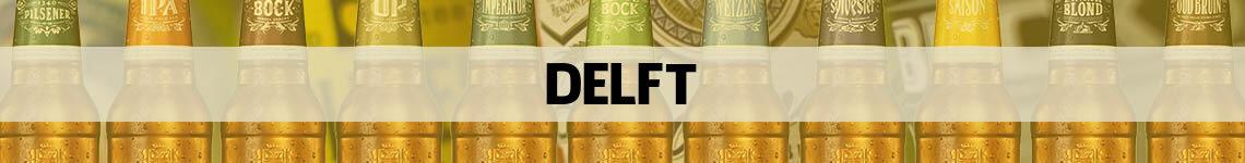 bier bestellen en bezorgen Delft