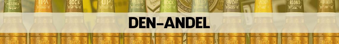 bier bestellen en bezorgen Den Andel