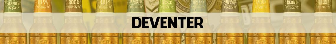bier bestellen en bezorgen Deventer