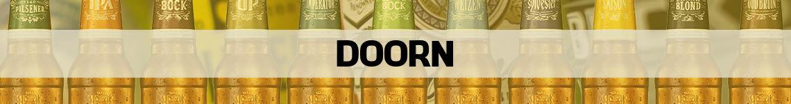 bier bestellen en bezorgen Doorn