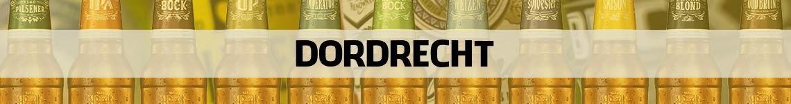 bier bestellen en bezorgen Dordrecht