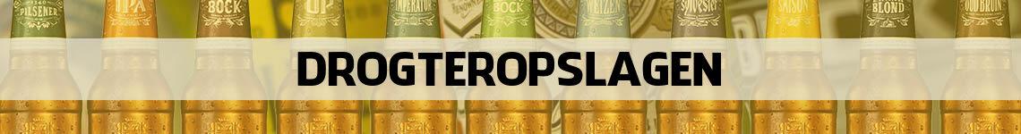 bier bestellen en bezorgen Drogteropslagen