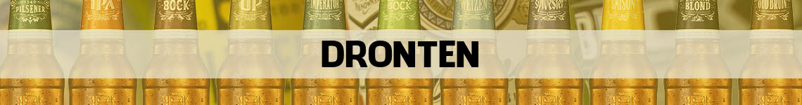 bier bestellen en bezorgen Dronten