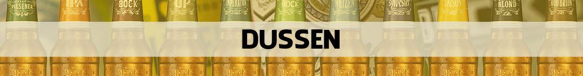 bier bestellen en bezorgen Dussen