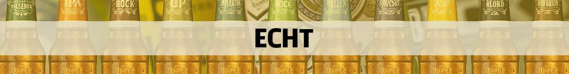 bier bestellen en bezorgen Echt