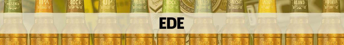 bier bestellen en bezorgen Ede