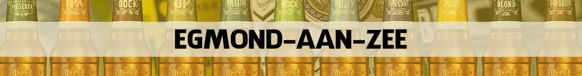 bier bestellen en bezorgen Egmond aan Zee