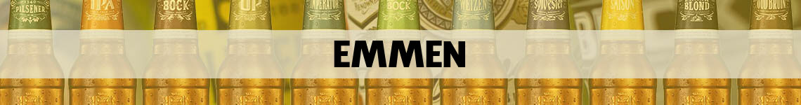 bier bestellen en bezorgen Emmen