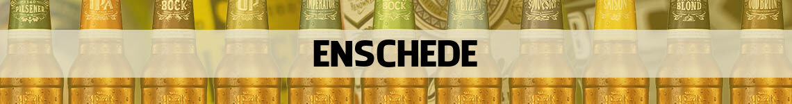 bier bestellen en bezorgen Enschede