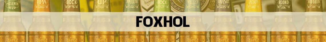 bier bestellen en bezorgen Foxhol