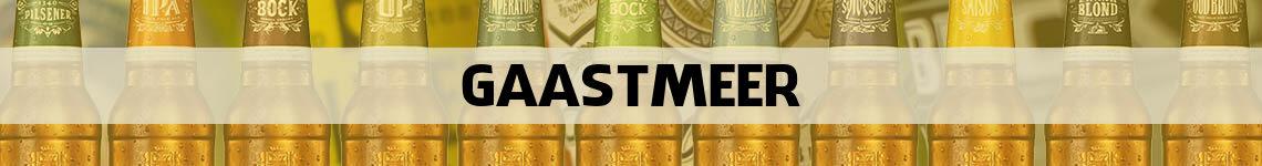 bier bestellen en bezorgen Gaastmeer