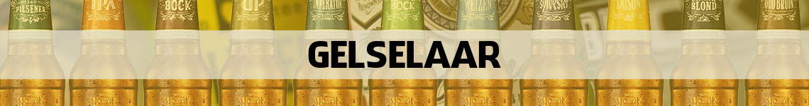 bier bestellen en bezorgen Gelselaar