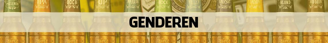 bier bestellen en bezorgen Genderen
