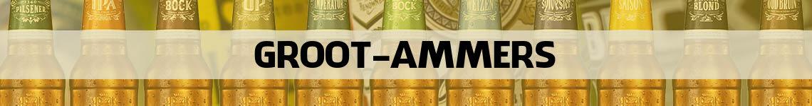 bier bestellen en bezorgen Groot-Ammers