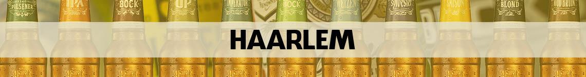 bier bestellen en bezorgen Haarlem