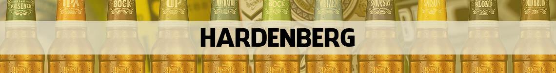 bier bestellen en bezorgen Hardenberg