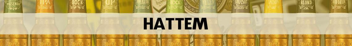 bier bestellen en bezorgen Hattem