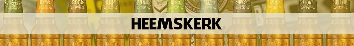 bier bestellen en bezorgen Heemskerk