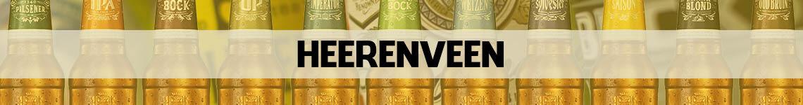bier bestellen en bezorgen Heerenveen