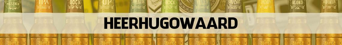 bier bestellen en bezorgen Heerhugowaard