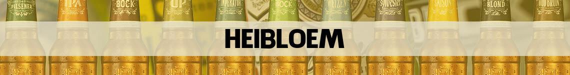 bier bestellen en bezorgen Heibloem