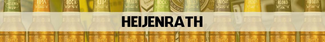 bier bestellen en bezorgen Heijenrath