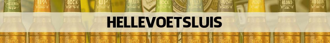 bier bestellen en bezorgen Hellevoetsluis