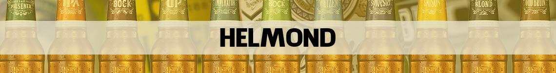 bier bestellen en bezorgen Helmond