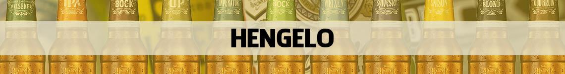 bier bestellen en bezorgen Hengelo