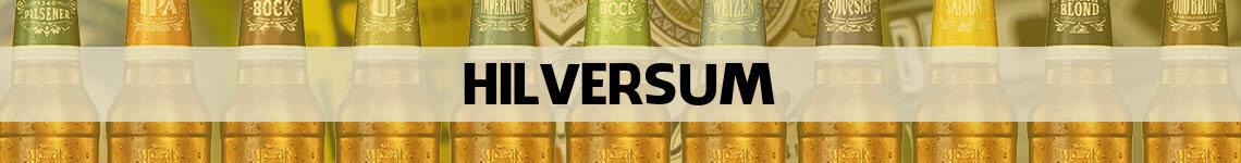 bier bestellen en bezorgen Hilversum