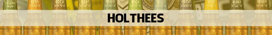 bier bestellen en bezorgen Holthees