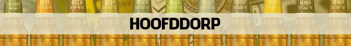 bier bestellen en bezorgen Hoofddorp
